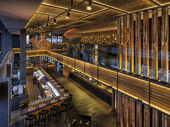 Sorae sushi sake lounge vietnam arc