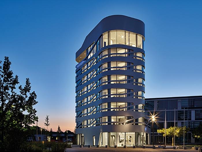 Izb residence germany arc for Designhotel wurzburg