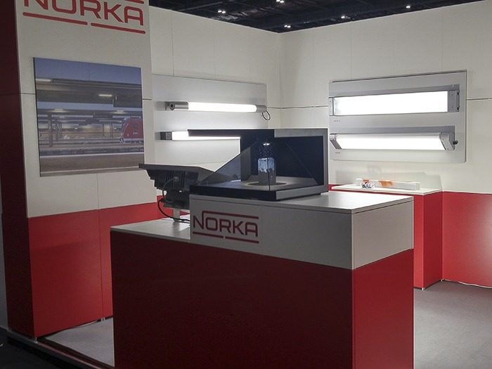 Norka Luminaires Added To Ridi Lighting Portfolio Arc