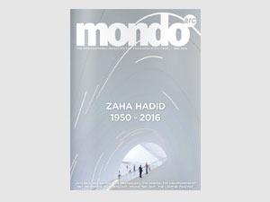mondo*arc April/May 2016 – Issue 90   arc