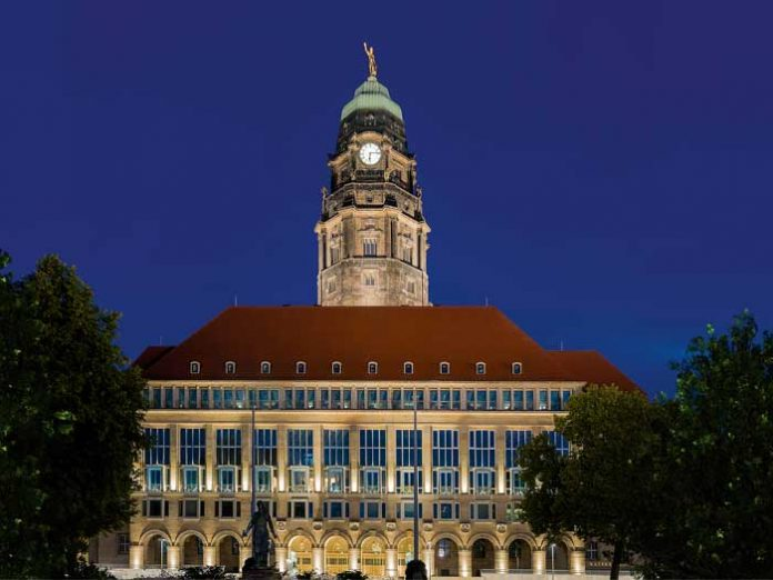 Dresden New Town Hall