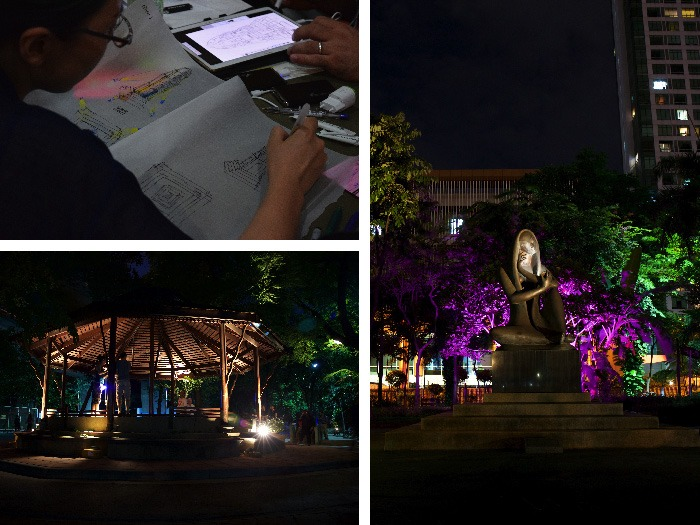 Lighting Design Wismar : University of wismar and wings lighting design add to master s