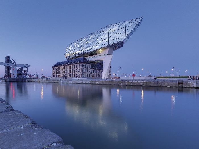 Havenhuis Belgium Arc