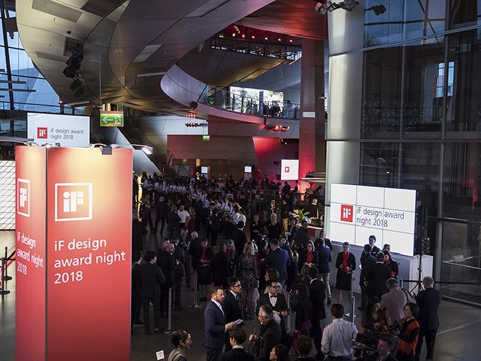 Logo If Design Award 2018:  arcrh:arc-magazine.com,Design