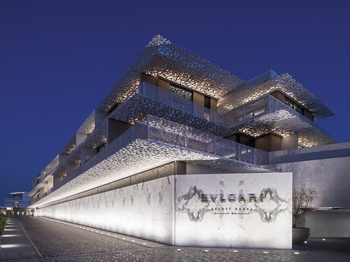 Bvlgari Hotel & Resort Dubai, UAE | arc