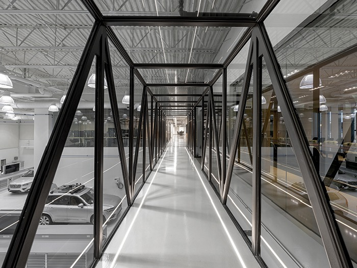 Uber ATG Headquarters, USA | arc