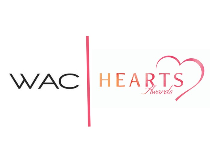 Wac Lighting Given Hearts Award Arc